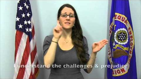 EEOC offers video phones for deaf & hard of hearing community