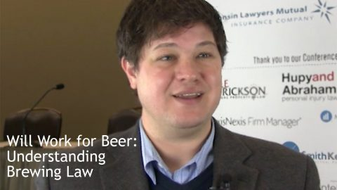 Will Work for Beer: Understanding Brewing Law