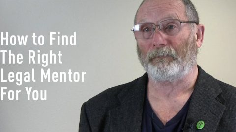 How to Find the Right Legal Mentor for You