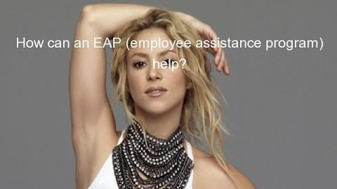 How can an EAP (employee assistance program) help?
