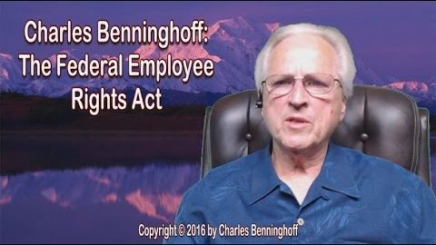 Charles Benninghoff: The Federal Employee Rights Act