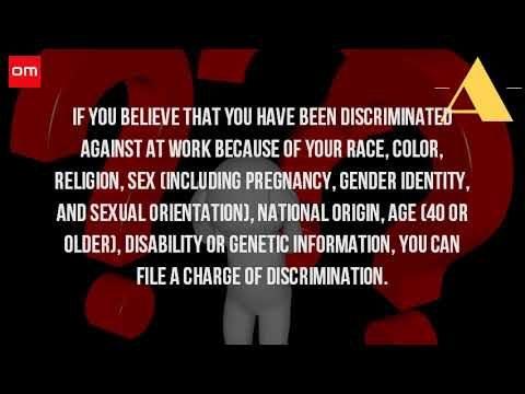 What Is A Discrimination Complaint?